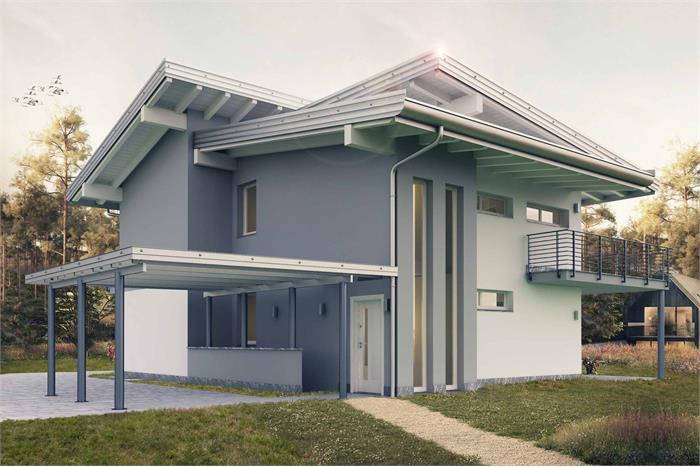 villa legno 200.0