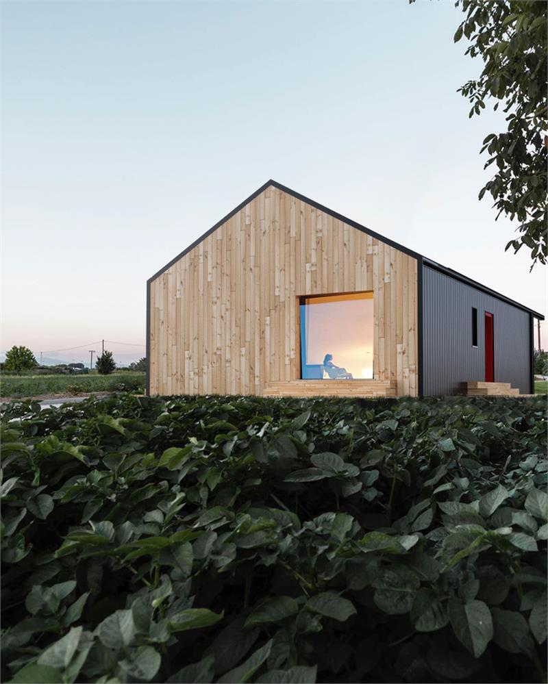 villa legno 101.0 #1