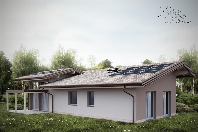 villa legno 160.0 #4