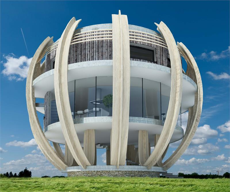 villa sfera  #5